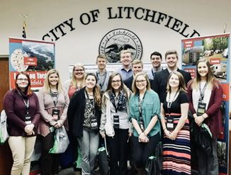 Legalities, Litchfield Tourism, and Learning from Mentors!