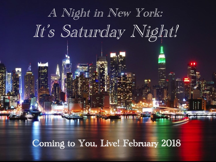 Marketing yourself and insuring your business the team is capitalizing on the shark tank suggestions by planning an evening of family entertainment with local talent a night in new york its saturday solutioingenieria Choice Image